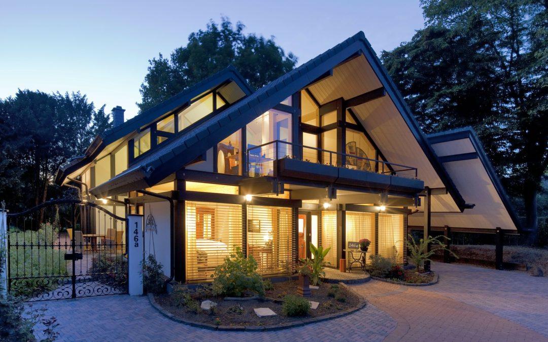 Le prix des maisons de prestige